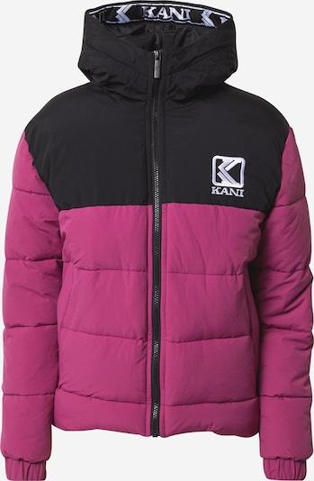 Karl Kani Winter jacket in Pink / Black / White, Item view