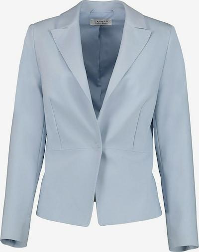 Lavard Blazer in kürzerem Schnitt in hellblau, Produktansicht