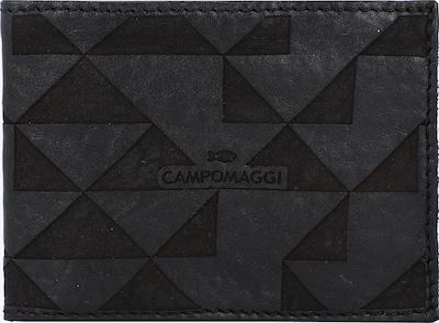 Campomaggi Portemonnee in de kleur Zwart, Productweergave
