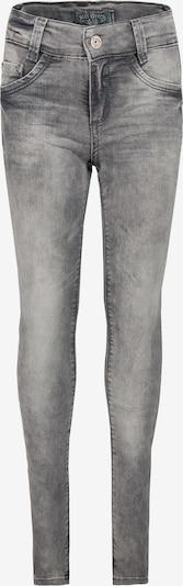 BLUE EFFECT Jeans i grå denim, Produktvy