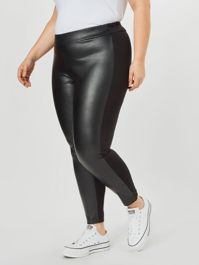 MY TRUE ME Leggings in de kleur Zwart, Modelweergave