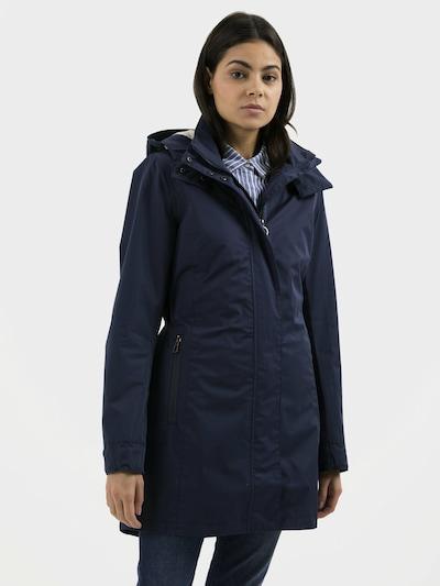 CAMEL ACTIVE Mantel in dunkelblau, Modelansicht