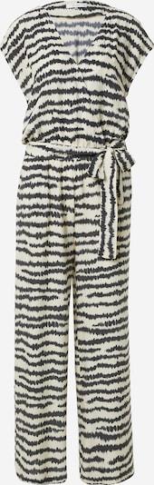 Soyaconcept Jumpsuit 'PIA' in beige / schwarz, Produktansicht