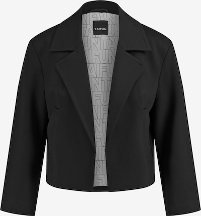 TAIFUN Blazer in schwarz, Produktansicht