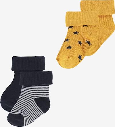 Noppies Socken in gelb / schwarz, Produktansicht