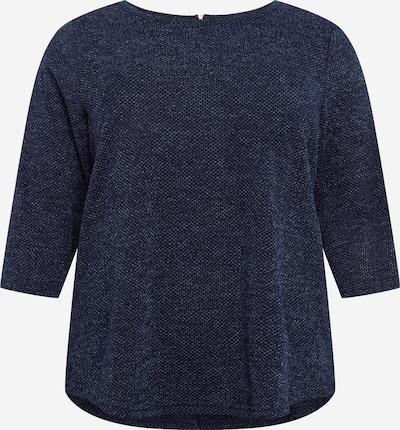 ONLY Carmakoma Shirt 'Carmartha' in navy, Produktansicht