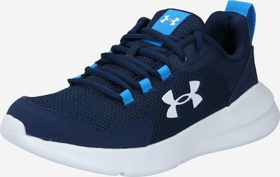 UNDER ARMOUR Calzado deportivo en navy / azul claro / blanco, Vista del producto