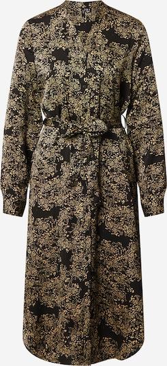 VERO MODA Robe-chemise 'Cornelia' en beige clair / noir, Vue avec produit