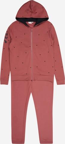 NAME IT Sweat suit 'NINA' in Pink