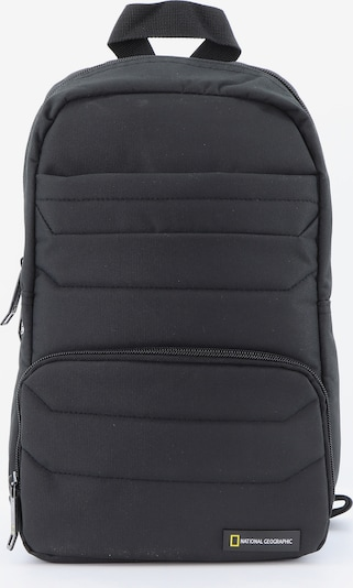 National Geographic Rucksack in schwarz, Produktansicht