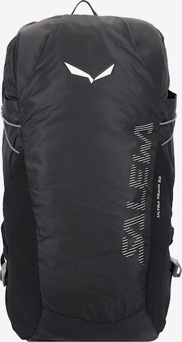 SALEWA Sports Backpack in Black
