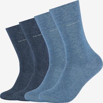 camano Socken in blau, Produktansicht