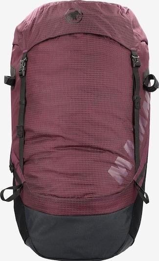 MAMMUT Sportrugzak 'Ducan' in de kleur Pitaja roze / Zwart, Productweergave