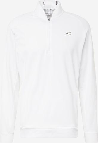 PUMA Sports sweatshirt in White