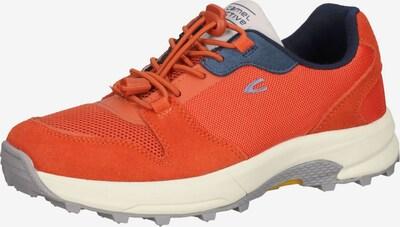 CAMEL ACTIVE Sneaker in blau / orange / weiß, Produktansicht