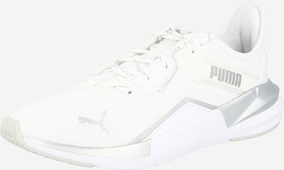 PUMA Sportske cipele 'Platinum' u svijetlosiva / srebro / bijela, Pregled proizvoda