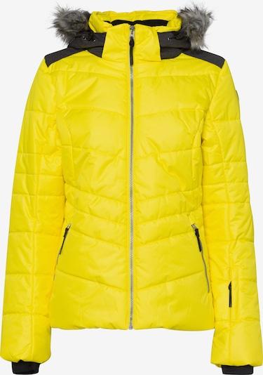 ICEPEAK Sportjacke 'VIDALIA' in gelb, Produktansicht