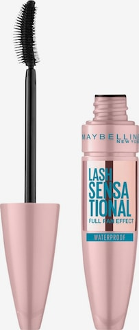 MAYBELLINE New York Mascara 'Lash Sensational' in Schwarz