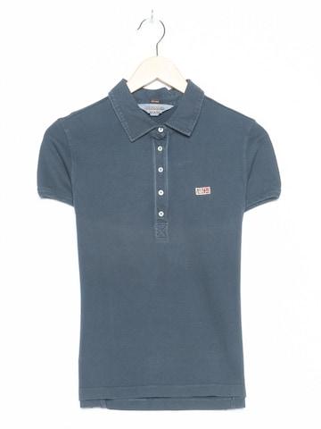 NAPAPIJRI Top & Shirt in S-M in Blue