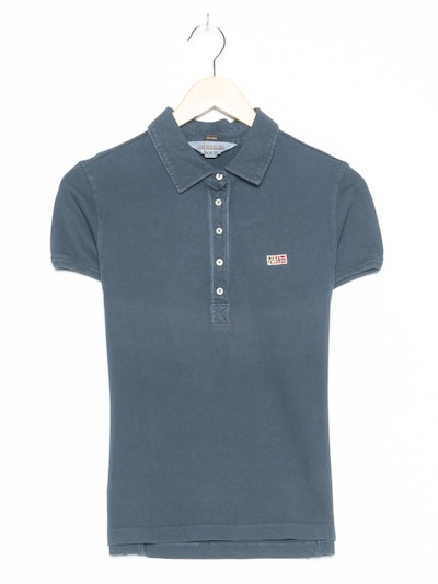 NAPAPIJRI Polohemd in S-M in dunkelblau, Produktansicht