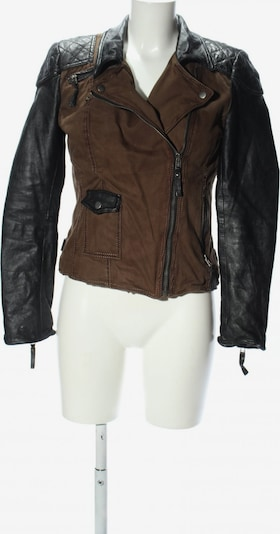 CONLEYS BLUE Jacket & Coat in XS in Brown / Black, Item view