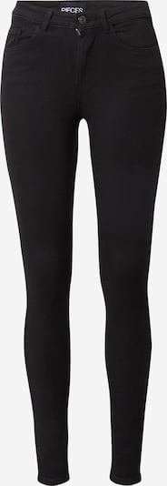 PIECES Jeans 'MIDFIVE' i sort, Produktvisning