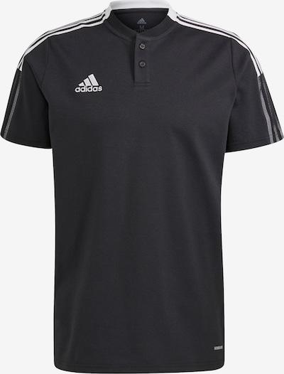 ADIDAS PERFORMANCE Poloshirt in schwarz, Produktansicht
