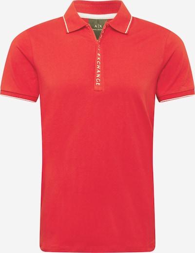 ARMANI EXCHANGE Tričko - červená / biela, Produkt