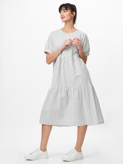 Part Two Robe-chemise 'Lane' en marine / blanc, Vue avec modèle