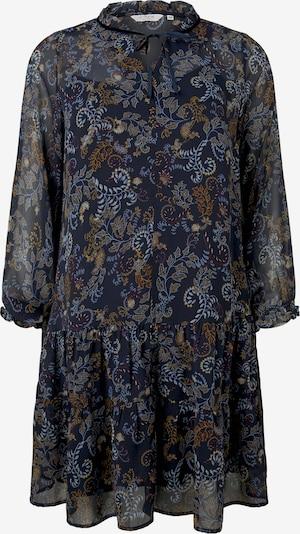 MY TRUE ME Kleid in blau / braun, Produktansicht