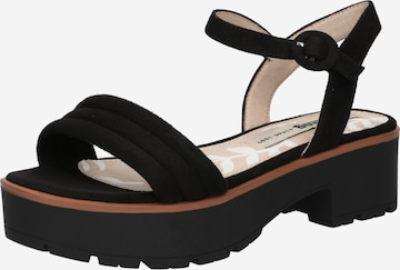 MTNG Sandale 'CURIE' in Schwarz