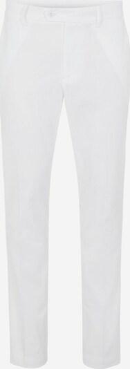J.Lindeberg Sportbroek in de kleur Wit, Productweergave