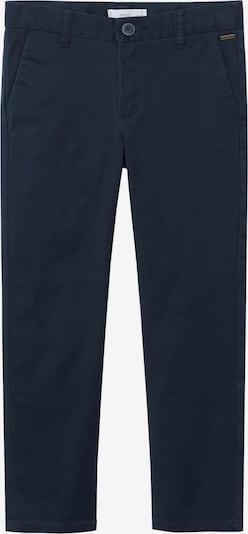MANGO TEEN COLLECTION Панталон 'PICCOLO' в нейви синьо, Преглед на продукта
