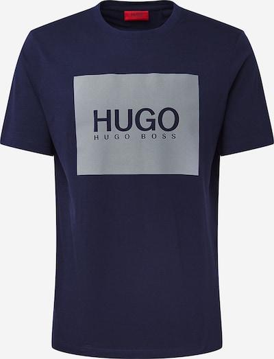 HUGO Shirt 'Dolive 211' in Dark blue / Grey, Item view