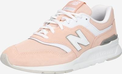 Sneaker low new balance pe roz / alb, Vizualizare produs
