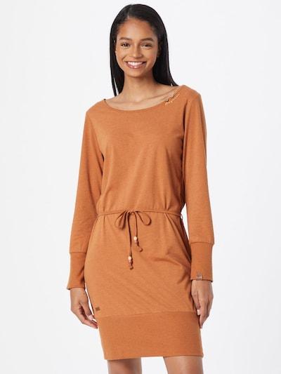 Ragwear Kleid 'SOHO' in karamell, Modelansicht