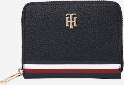 TOMMY HILFIGER Portemonnaie in navy / rot / weiß, Produktansicht