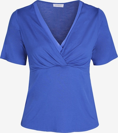 Promiss T-Shirt in royalblau, Produktansicht
