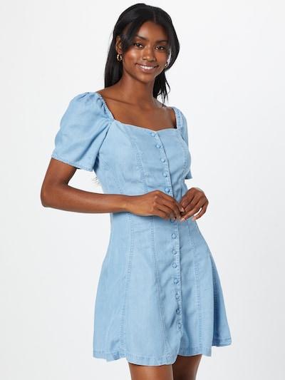 GUESS Kleid 'Scarlet' in hellblau, Modelansicht