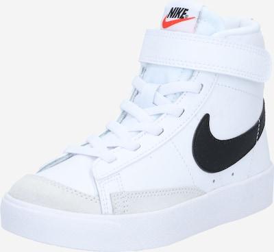 Nike Sportswear Sneaker  'Blazer Mid '77' in schwarz / weiß, Produktansicht