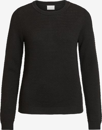 VILA Sweter 'Vichassa' w kolorze czarnym, Podgląd produktu
