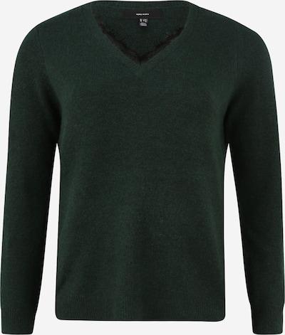 Vero Moda Curve Pullover 'Iva' in dunkelgrün, Produktansicht