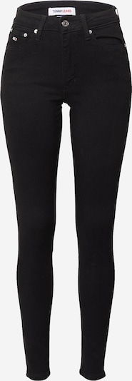 Tommy Jeans Kavbojke 'Sylvia' | črna barva, Prikaz izdelka