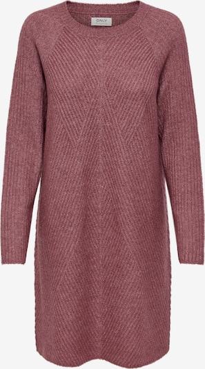Rochie tricotat 'Carol' ONLY pe roșu-violet, Vizualizare produs