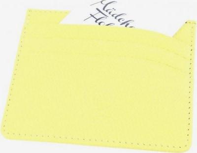 BOGNER Kartenetui in One Size in gelb, Produktansicht