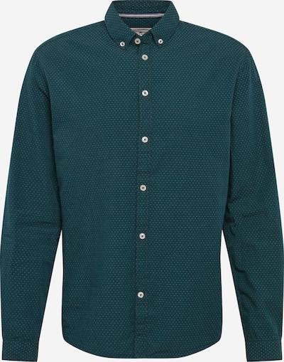 TOM TAILOR Hemd in oliv / pastellgrün, Produktansicht