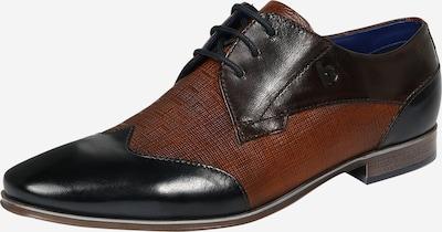 bugatti Šněrovací boty 'Morino' - tmavě modrá / koňaková, Produkt
