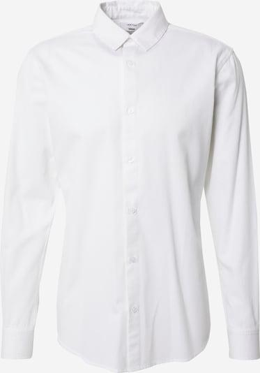 DAN FOX APPAREL Hemd 'Paul' in weiß, Produktansicht
