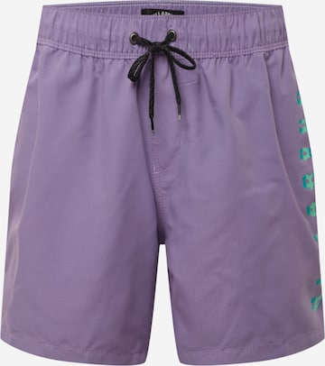 BILLABONGSurferske kupaće hlače 'ALL DAY HERITAGE' - ljubičasta boja