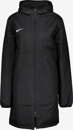 NIKE Sportjacke in schwarz / weiß, Produktansicht